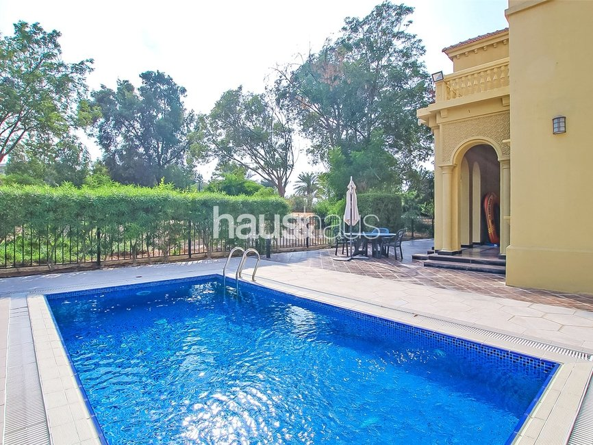 4 bedroom Villa for rent in Entertainment Foyer - view - 6