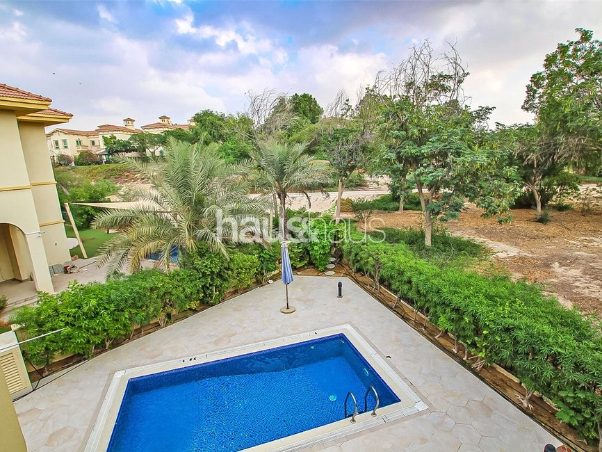4 bedroom Villa for rent in Entertainment Foyer - view - 12