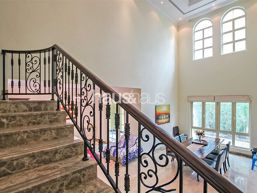 4 bedroom Villa for rent in Entertainment Foyer - view - 13