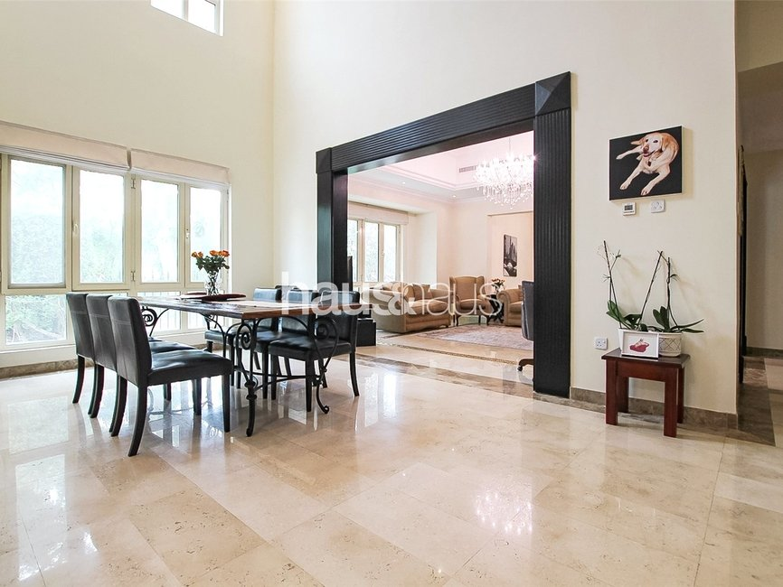 4 bedroom Villa for rent in Entertainment Foyer - view - 4