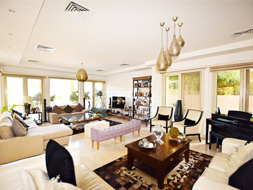 5 bedroom Villa for rent in Saheel 2 - view - 24