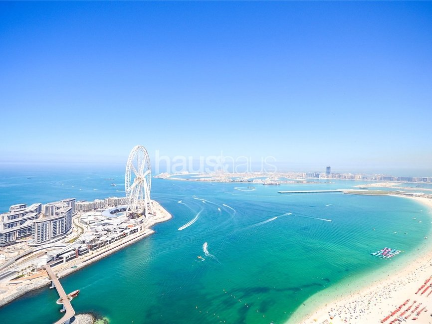 5 bedroom Apartment for sale in Al Bateen Residence - view - 14