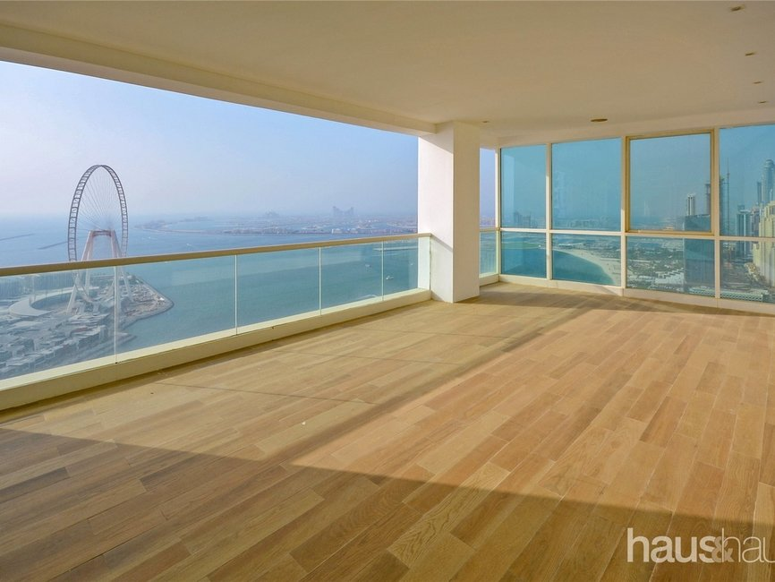 5 bedroom Apartment for sale in Al Bateen Residence - view - 3