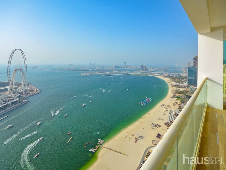 5 bedroom Apartment for sale in Al Bateen Residence - view - 1