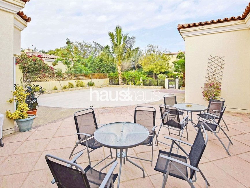 4 bedroom Villa for rent in Bungalow Area - view - 12