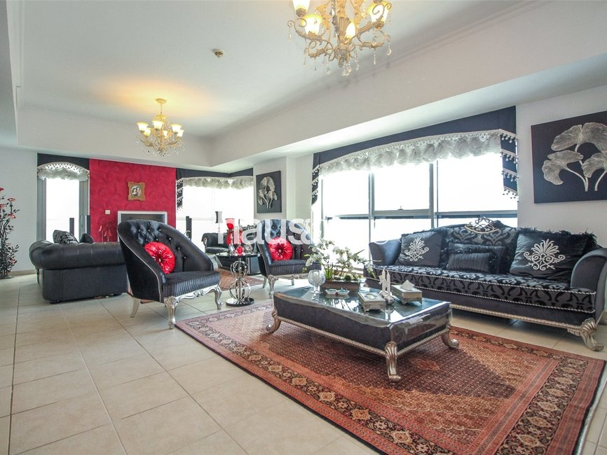 3 bedroom Apartment for sale in Executive Tower H - view - 1