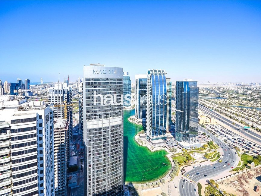 5 bedroom Apartment for rent in New Dubai Gate 1 - view - 6