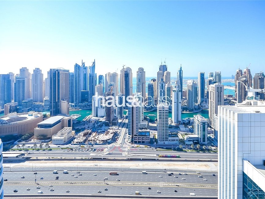 5 bedroom Apartment for rent in New Dubai Gate 1 - view - 2