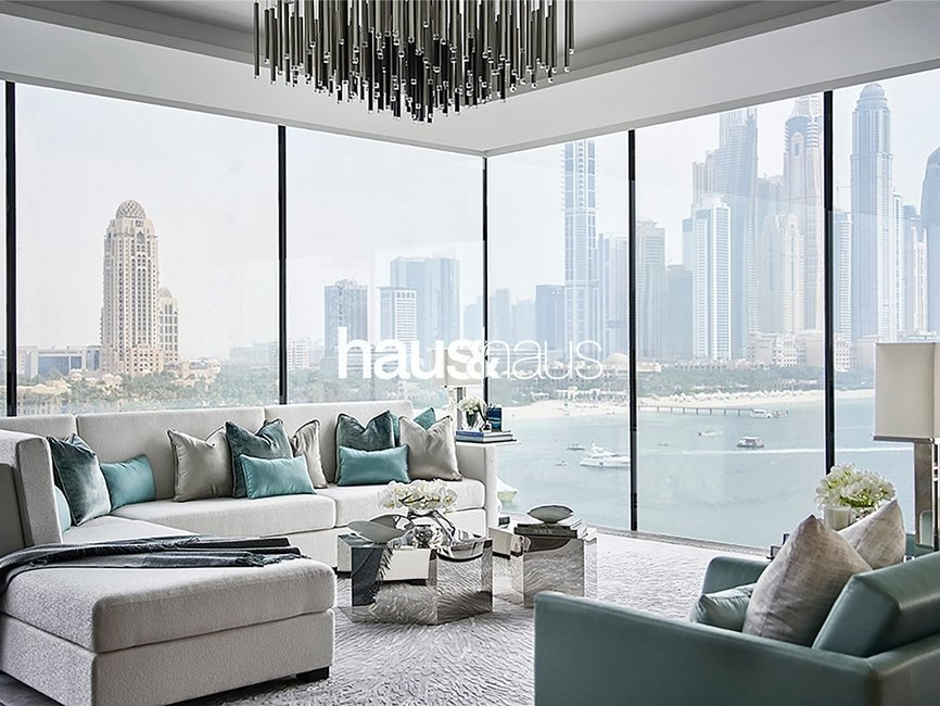 3 bedroom Apartment for sale in One At Palm Jumeirah - view - 5