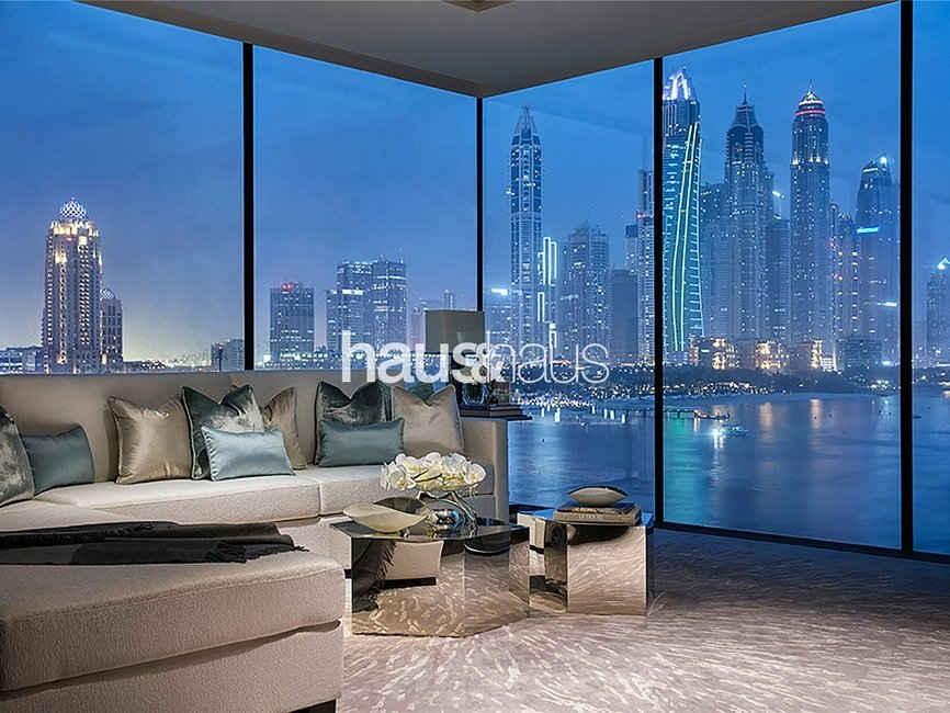 3 bedroom Apartment for sale in One At Palm Jumeirah - view - 1
