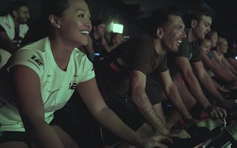 Hot, sweaty and lots of fun – haus & haus team at GFX