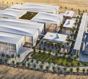 latest news 1 million square metre wholesale market coming up in Dubai South