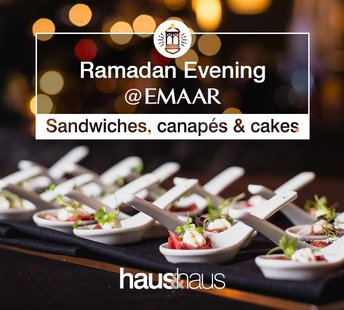 latest news TODAY: Ramadan Evening @ Emaar