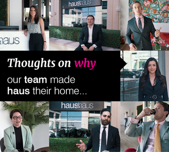 latest news Why you should consider working for haus & haus