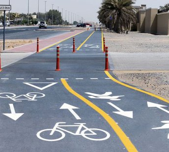 latest news Dubai on track to becoming a bicycle-friendly city