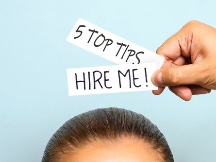 5 top interview tips to secure a role