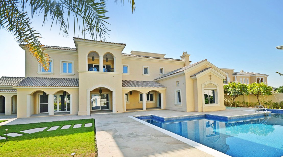 home in Arabian Ranches